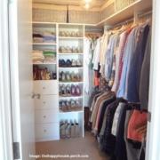 summer closet declutter