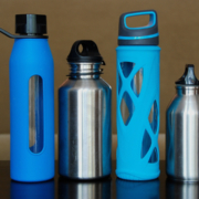 In the summer declutter challenge purge items you really don't need like too many water bottles.