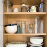 Preparing for spring organizing around your home