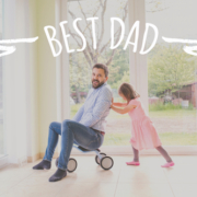 Father's Day doesn't have to be a clutter adding day