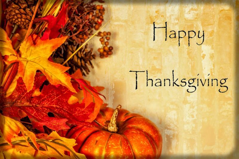 Black Friday, Happy Thanksgiving