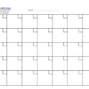family organizer calendar