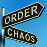 eliminating clutter for stress reduction
