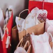 dealing with holiday clutter