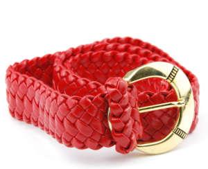 organize accessories like belts