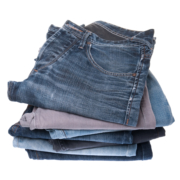 It's time to organize your jeans